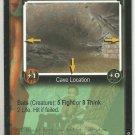 Tomb Raider CCG Bat Cave 010 Starter Game Card Unplayed