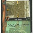 Tomb Raider CCG Sharp T 012 Starter Game Card Unplayed