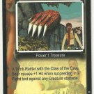 Tomb Raider CCG Claw of the Cave Bear 020 Starter Game Card Unplayed