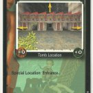 Tomb Raider CCG Tomb Entrance 026 Starter Game Card Unplayed