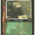 Tomb Raider CCG Narrow Crossing 031 Starter Game Card Unplayed