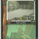 Tomb Raider CCG Dead End 034 Starter Game Card Unplayed