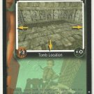 Tomb Raider CCG Engraved Passage 035 Starter Game Card Unplayed