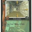 Tomb Raider CCG Uneven Corridor 036 Starter Game Card Unplayed
