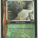 Tomb Raider CCG Rough Staircase 037 Starter Game Card Unplayed