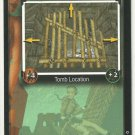 Tomb Raider CCG No Return 038 Starter Game Card Unplayed