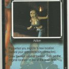 Tomb Raider CCG Snoop Ahead 046 Starter Game Card Unplayed