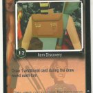 Tomb Raider CCG Backpack 048 Starter Game Card Unplayed