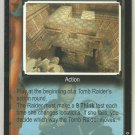 Tomb Raider CCG Lost 049 Starter Game Card Unplayed