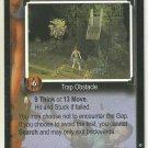 Tomb Raider CCG Gap 050 Starter Game Card Unplayed