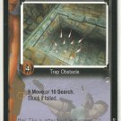 Tomb Raider CCG Pit Trap 062 Common Starter Game Card Unplayed