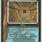 Tomb Raider CCG Chute Trap 070 Common Starter Game Card Unplayed