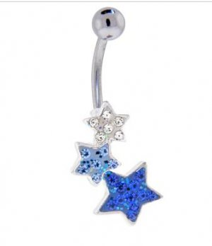 dazzling starry