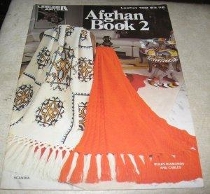 Leisure Arts Leaflet 102 Afghan Book 2
