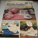 Dishcloths featuring a pot scrubber too Leisure Arts