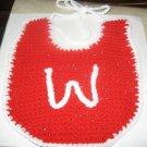 University of Wisconsin Badgers Baby Bib