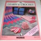 Learn To Crochet Vol 49 Nomis