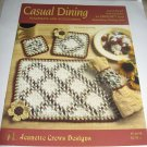 Casual Dining Placemats and Accessories 16098 by Susan Lowman