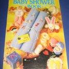 Annies Baby Shower Book crochet leaflet 87S50