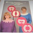 Crochet Heirlooms Lacy Treasures Collars by Helen Haywood L306
