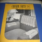 Chair Sets Clarks J and P Coats Book no 242