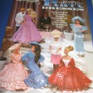 Party Dresses Needlecraft Shop Crochet Booklet