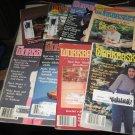 Workbasket magazines lot of 8  1985