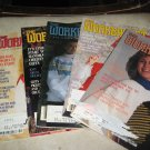 Workbasket magazines 5 issues  1990