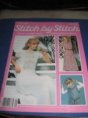 Stitch by stitch issue no 29 crochet booklet