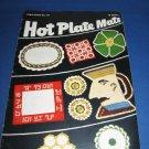 Hot Plate Mats Book Star Book no 70 crochet pattern
