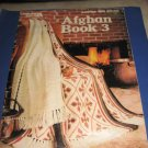 Leisure arts 185 Afghan Book 3crochet booklet