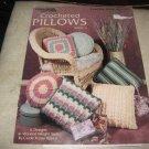 Leisure Arts Leaflet 838 Crocheted Pillows book 3 by Carole Rutter Tippett