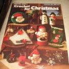 Leisure Arts 81 Crochet for Christmas crochet patterns