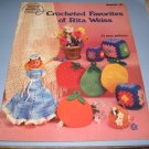 American School of needlework Crocheted favorites of Rita Weiss booklet 19