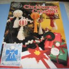 Leisure Arts 12 Christmas crochet volume 3 Home Decorations