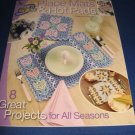 Crochet n Weave Place Mats and hot pads Annie's Attic 873718