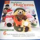 Annie's Attic Holiday Hug ems by Sheila Leslie 879530