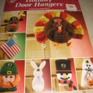 Annie's Attic Holiday Door Hangers by Cindy Harris 873451 crochet