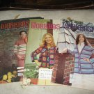 Workbasket magazines lot of 3 1975