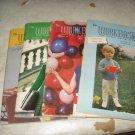 Workbasket magazines lot of 4 1965 1969
