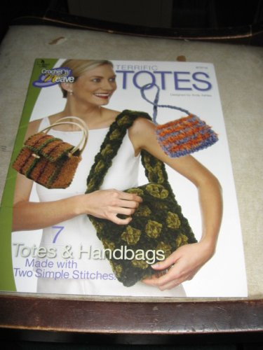 Annies Attic Terrific Totes crochet patterns 873710