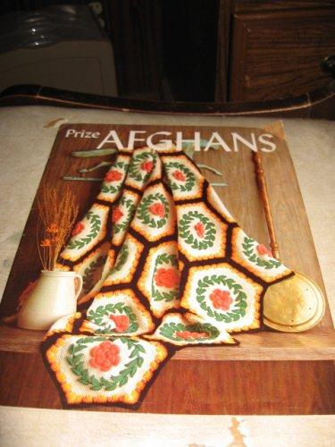 Prize Afghans  Graphic Enterprises crochet patterns