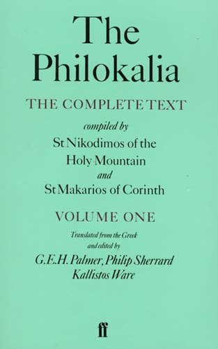 Philokalia - Volume 1
