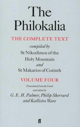 Philokalia - Volume 4