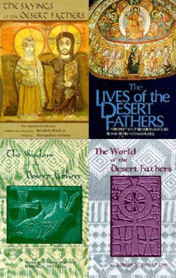 Desert Fathers Collection (4 volumes)
