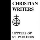 Letters (Volume 2) - Paulinus of Nola