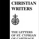 Letters (Volume 3) - Cyprian of Carthage