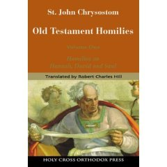 Old Testament Homilies (Volume 1) - John Chrysostom
