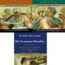 Old Testament Homilies (3 Volumes) - John Chrysostom