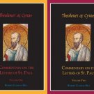Commentary on The Letters of St. Paul (2 Volumes) - Theodoret of Cyrus